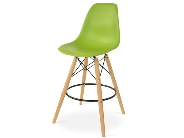 Bar chair DSB - Apple green