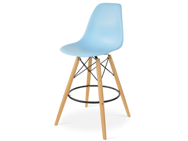 Bar chair DSB - Blue