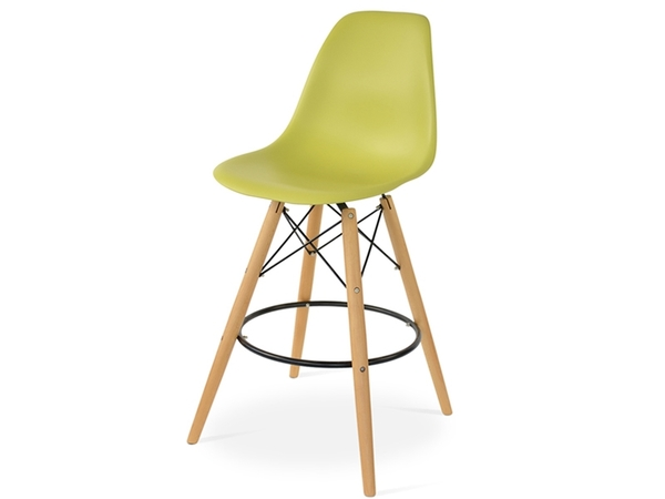 Bar chair DSB - Olive green