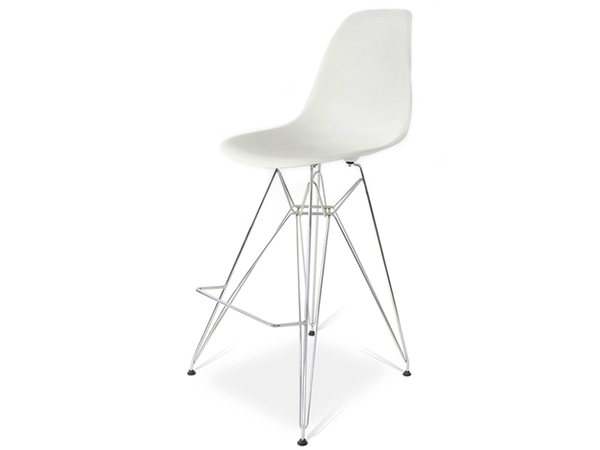 Bar chair DSR - White