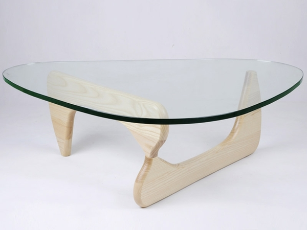 Coffee table Noguchi - Light wood