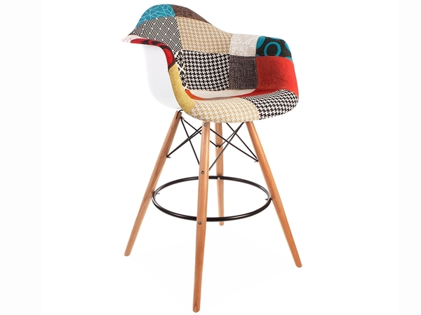 DAB bar chair - Patchwork