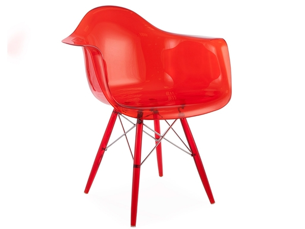 DAW chair All Ghost - Red