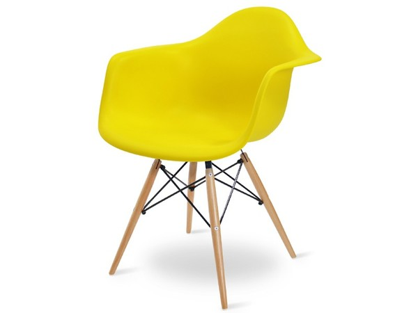 DAW chair - Yellow