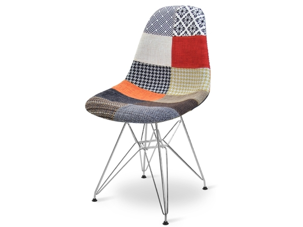 DSR chair padded - Patchwork