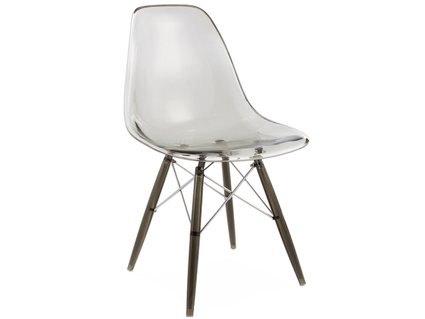 DSW chair All Ghost - Smoky grey