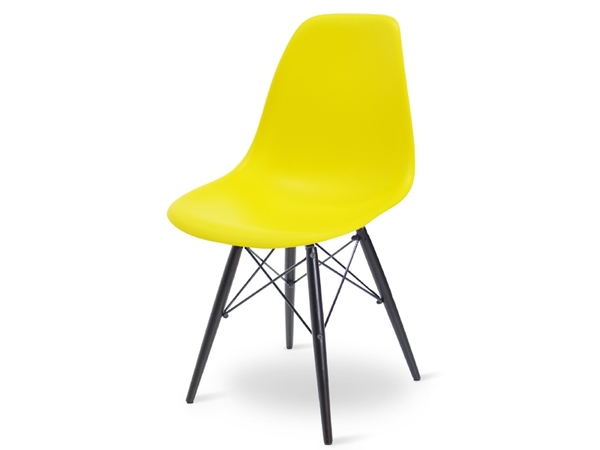 DSW chair - Yellow