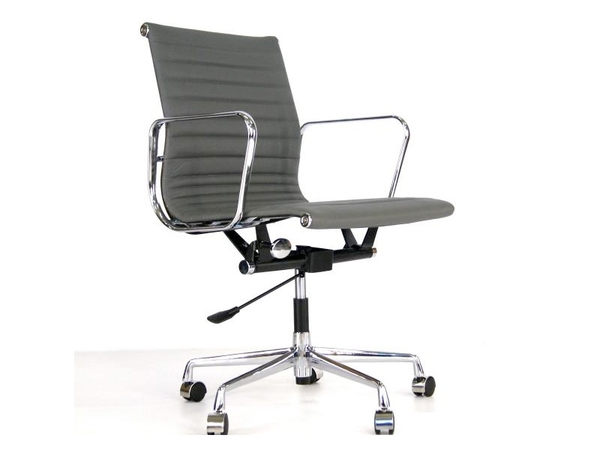 Eames chair Alu EA117 - Grey