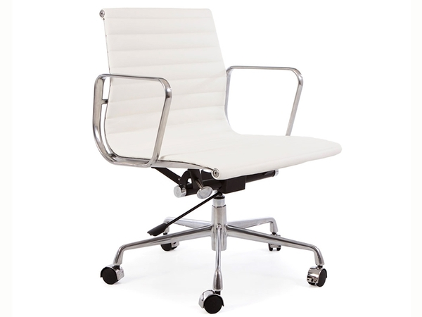 Eames chair Alu EA117 - White