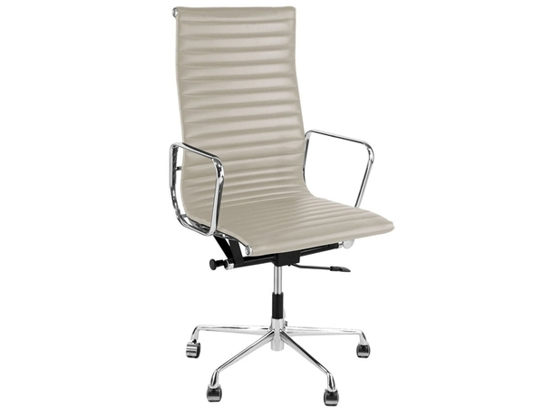 Eames chair Alu EA119 - Light grey