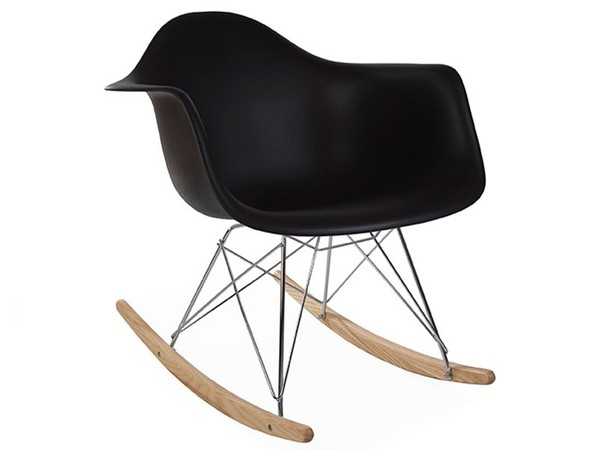 Eames Rocking Chair RAR - Black