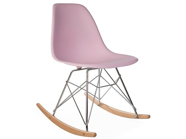 Eames Rocking Chair RSR - Pink