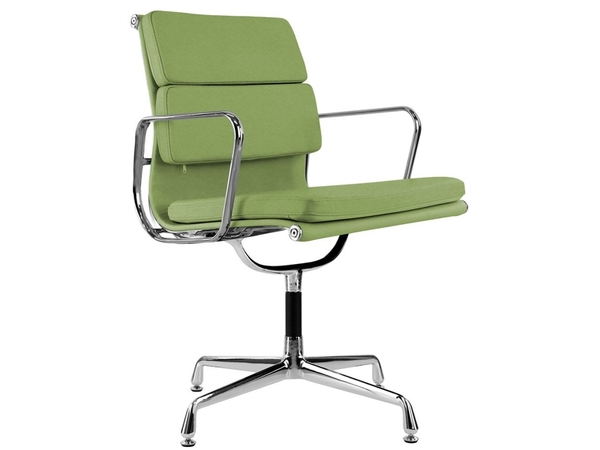 Eames Soft Pad EA208 - Lemon green