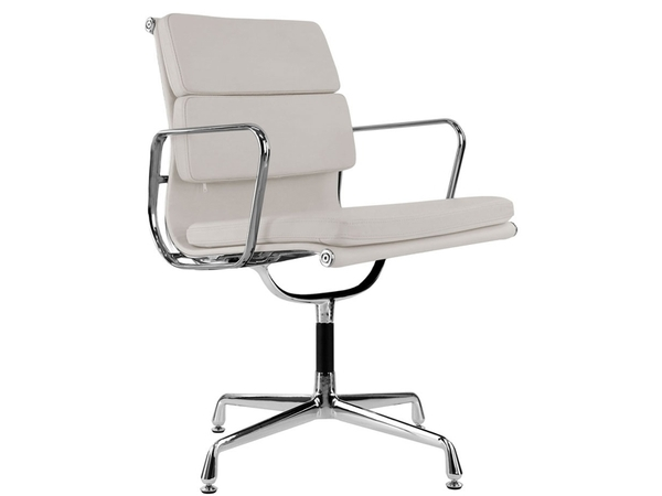 Eames Soft Pad EA208 - Light grey