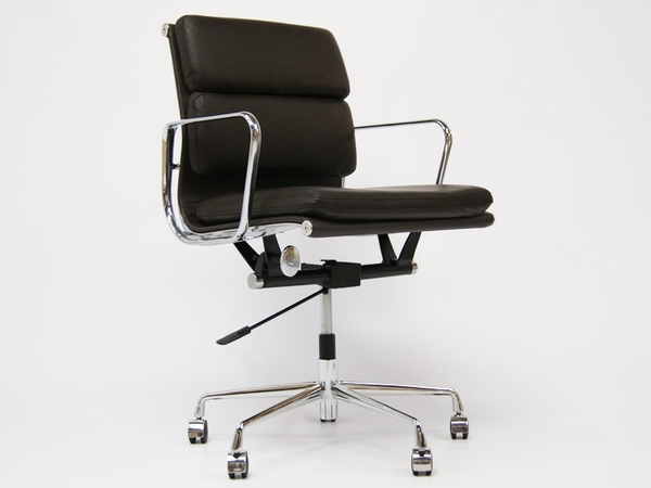 Eames Soft Pad EA217 - Dark brown