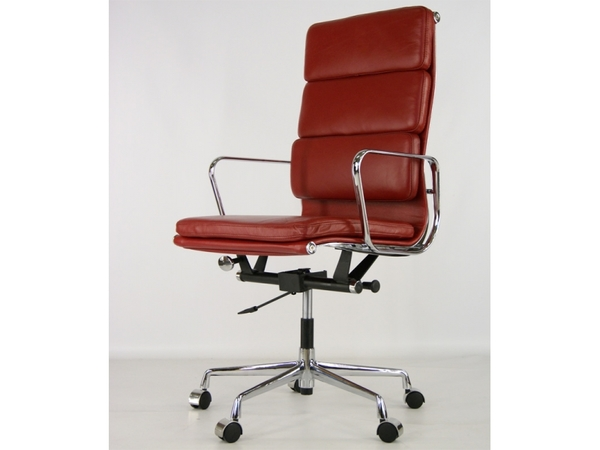 Eames Soft Pad EA219 - Dark red