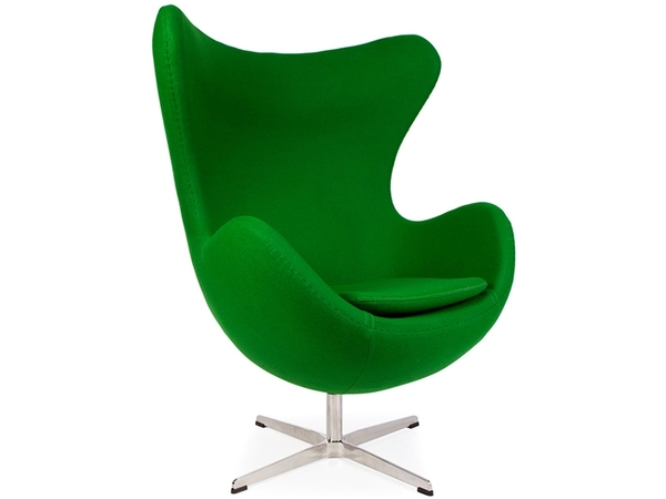 Egg Chair Arne Jacobsen - Emerald