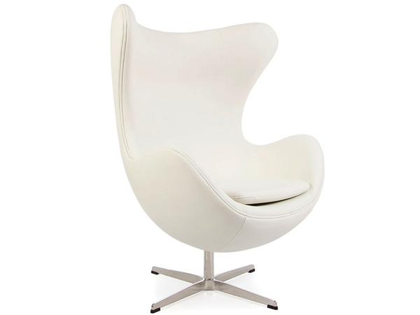 Egg Chair - White