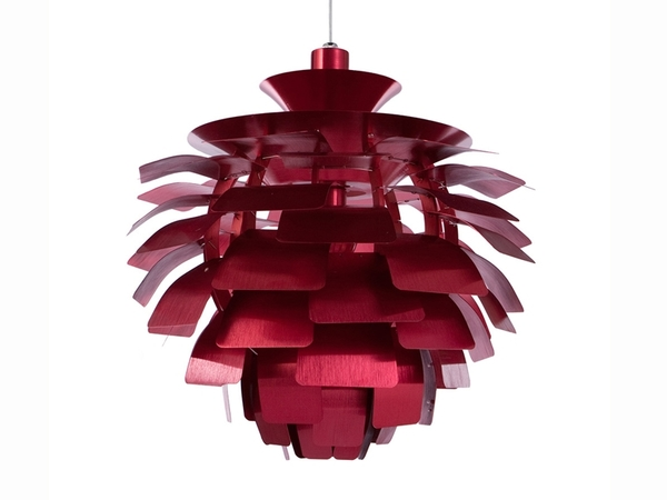 Hanging lamp Artichoke S - Red