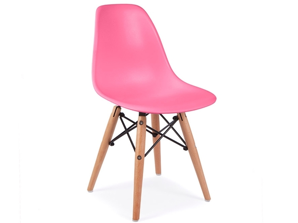 Kids chair Eames DSW - Pink