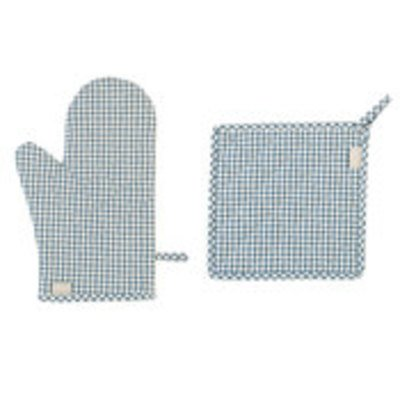 Oven mitts, Potholders