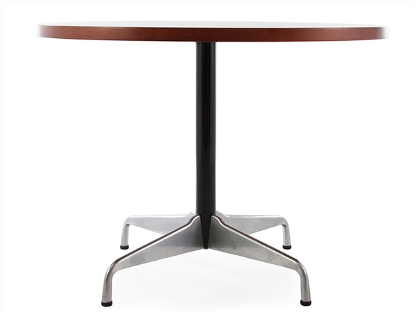 Round table Eames Contract - Beech