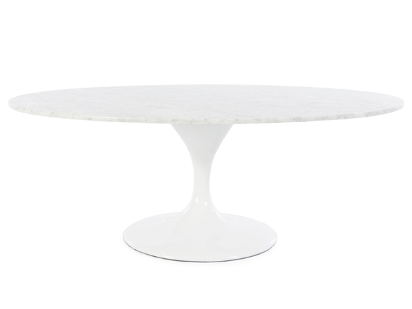 Tulip coffee table Saarinen