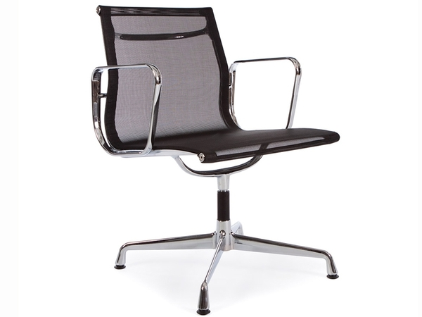 Visitor chair EA108 - Black