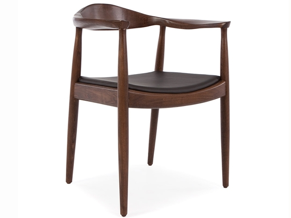 Wegner The Chair - Brown/Black